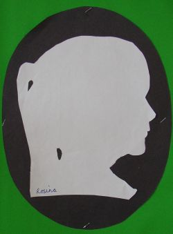 Year 6 Silhouette 1