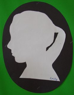 Year 6 Silhouette 2