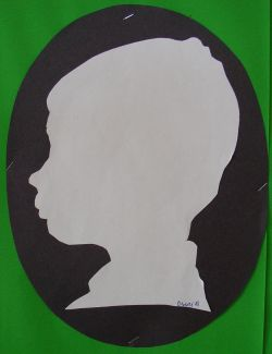 Year 6 Silhouette 3