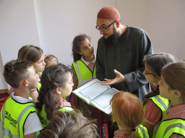 Year 3 Visit Luton Central Mosque